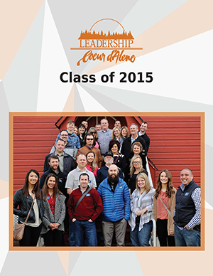 Leadership Yearbook 2015